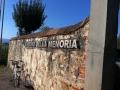 Entrata Giardino della Memoria Larciano