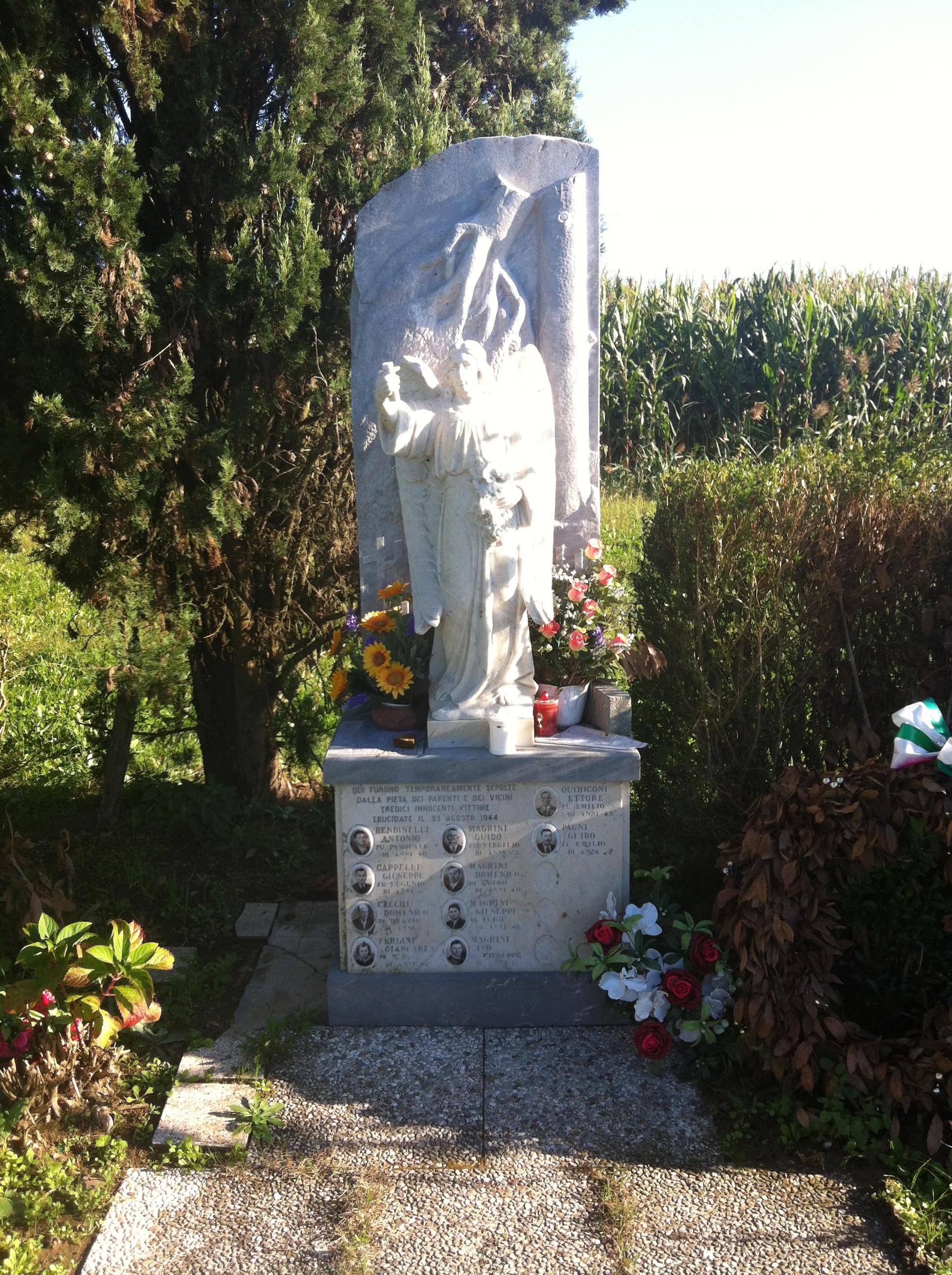Monumenti Caduti Pratogrande