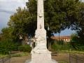 Il monumento ai Caduti di Cintolese