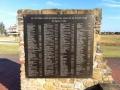 Il Monumento ai caduti Larciano
