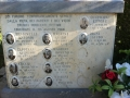 Vittime sul monumento di Pratogrande