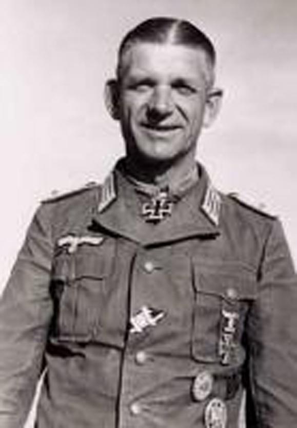 Il generale Eduard Crasemann