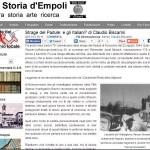 Strage del Padule, gli italiani - Claudio Biscarini